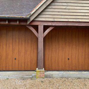 Up & Over Garage Door Photo