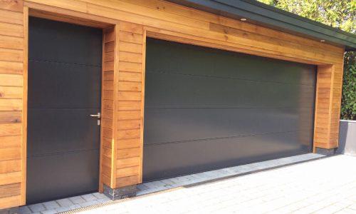 Sectional Garage Door Photos